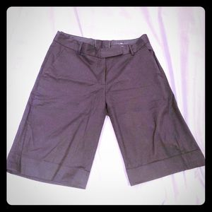 Bermuda dress shorts from H&M